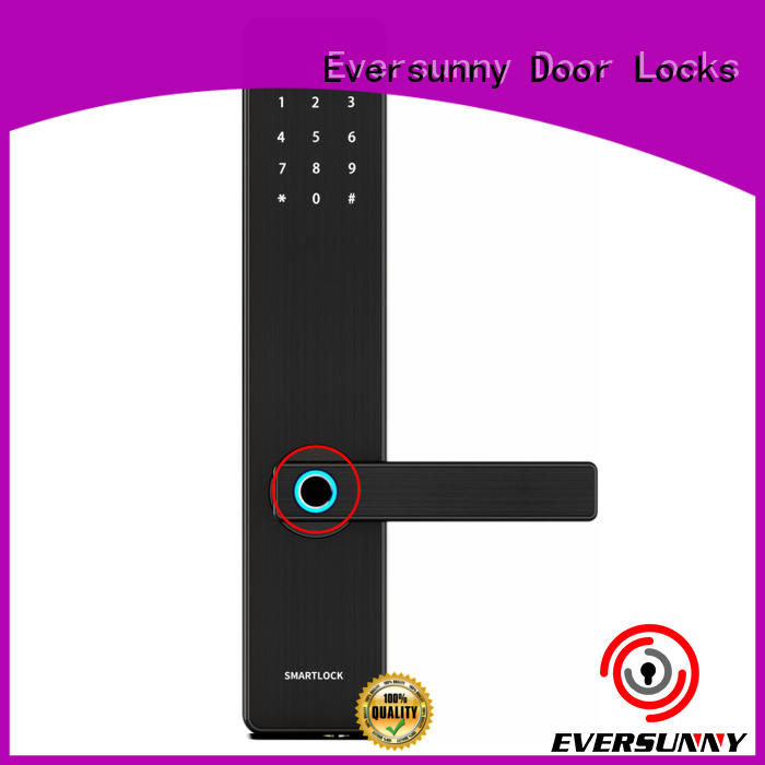 thumbprint fingerprint sensor lock deadbolt for apartment