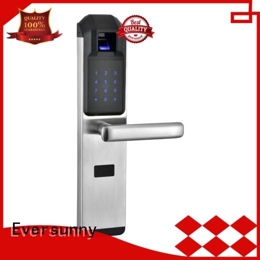 superior door finger lock wifi good quality for villa