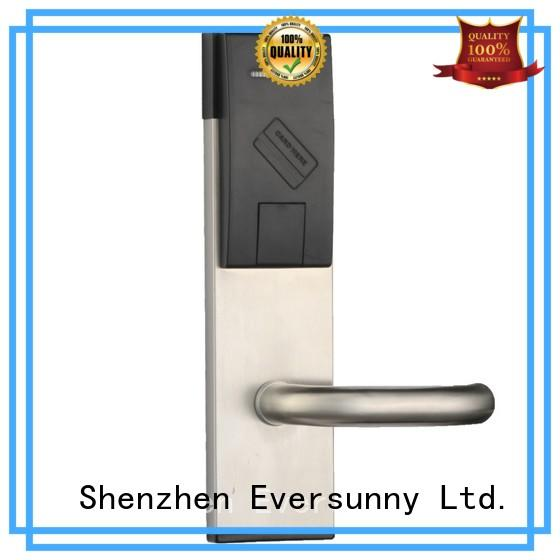 convenient key card entry system energy-saving for home