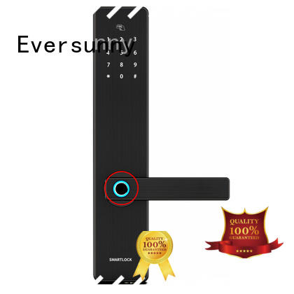 Eversunny thumbprint new fingerprint lock interior rooms for home