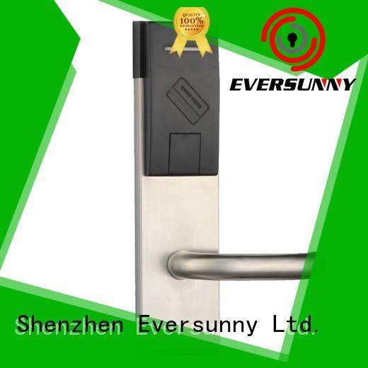 fast key card access locks energy-saving for door