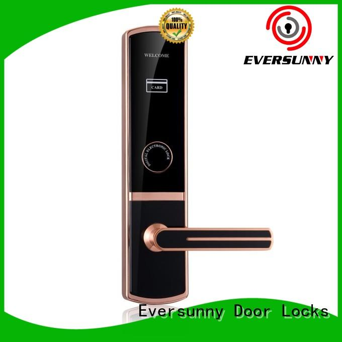 Eversunny electronic card door entry system with central management control system for door