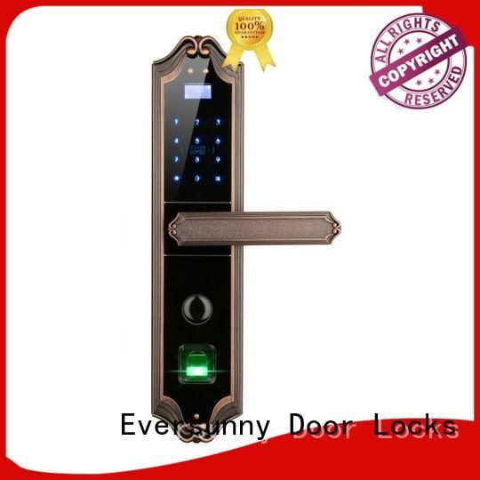 Eversunny door finger lock factory price for residence