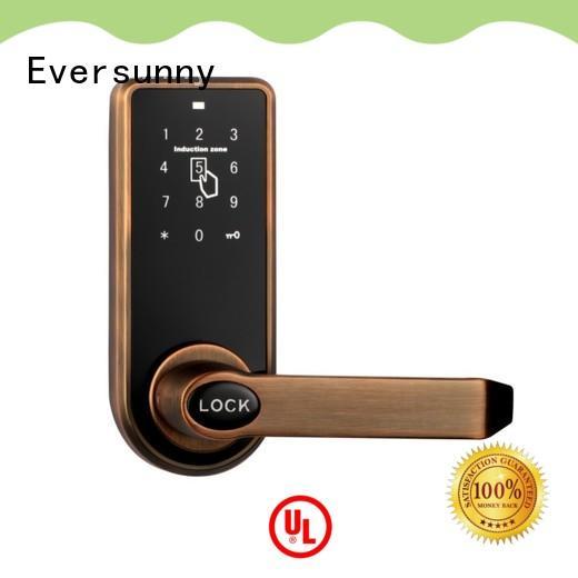 Eversunny multiple-digit code lock entry home door