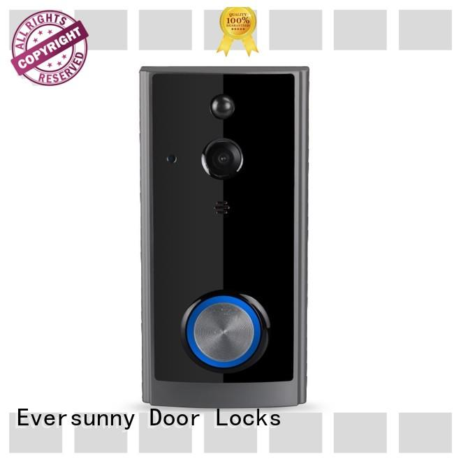 Eversunny Electronic wireless doorbell camera hd for hotel
