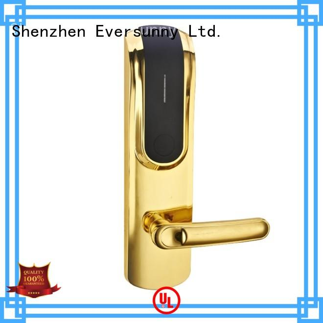 Eversunny smart key card access control systems energy-saving apartment