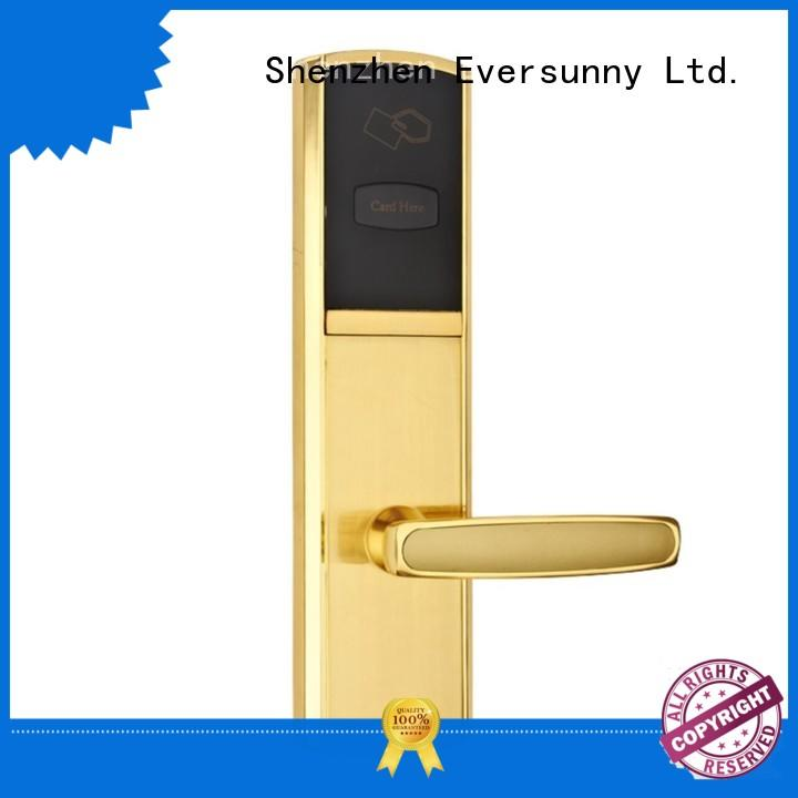 reliable hotel card key system suppliers stainless with central management control system for home