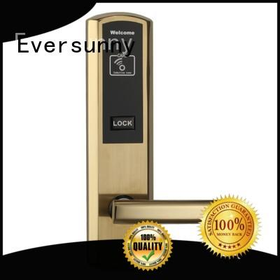 key hotel key card stainless steel for hotel Eversunny