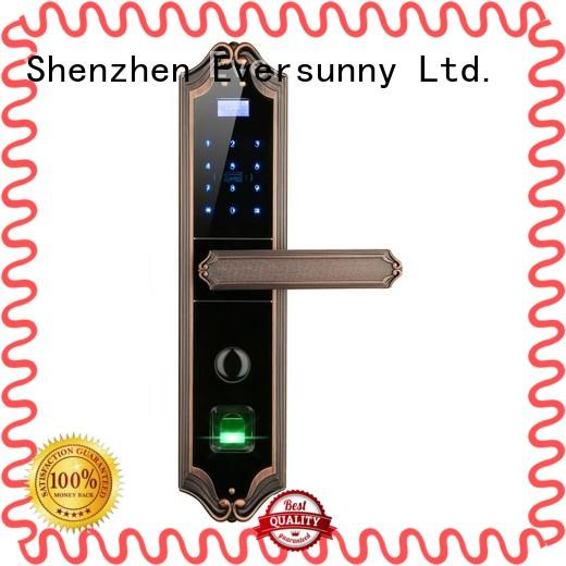 Eversunny electronic keyless entry deadbolt for villa