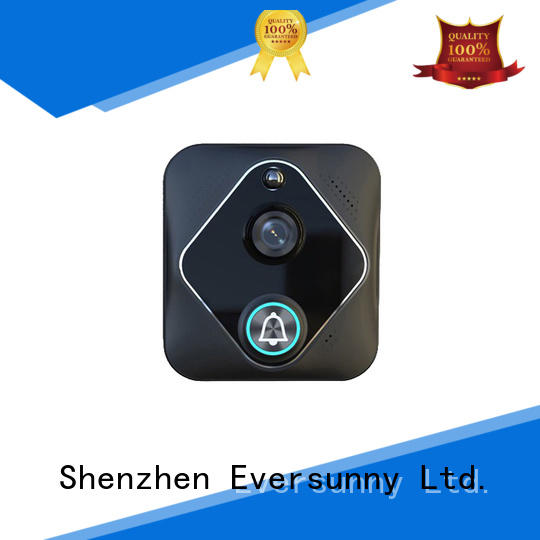 Eversunny smart smart wifi doorbell stainless steel for door