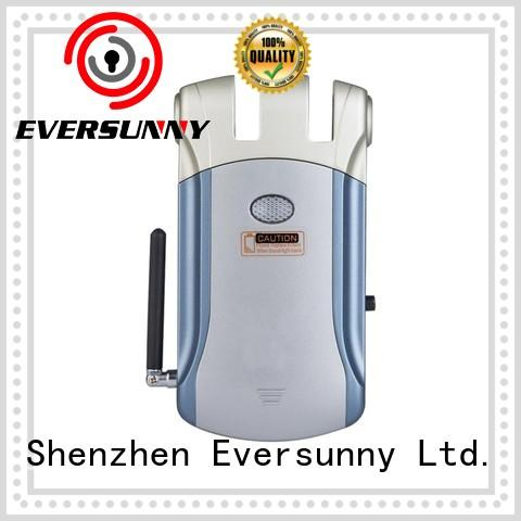 controlled invisible security lock energy-saving Eversunny