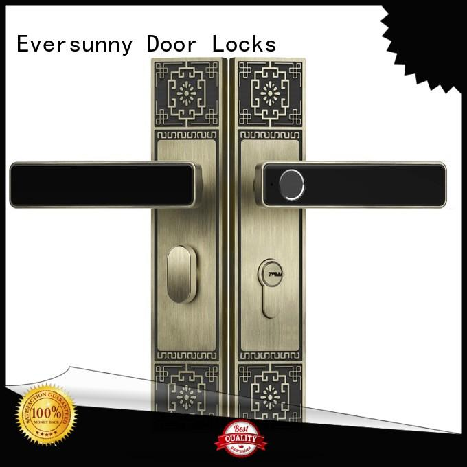 Eversunny reliable keyless entry house locks security for house