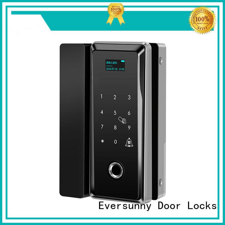 Eversunny pin fingerprint lock system good quality for residence