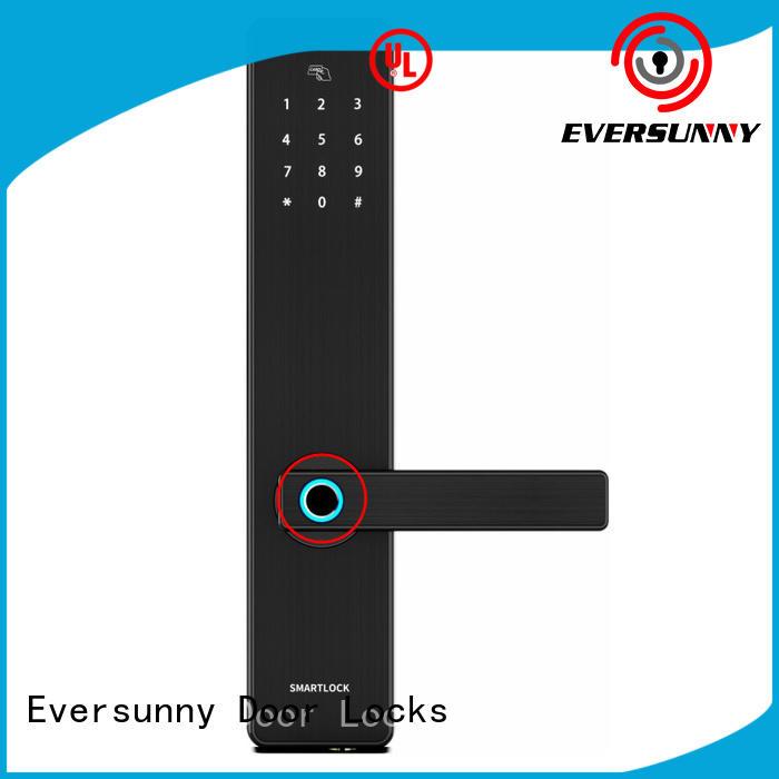 Eversunny discrete digital door lock front door for house