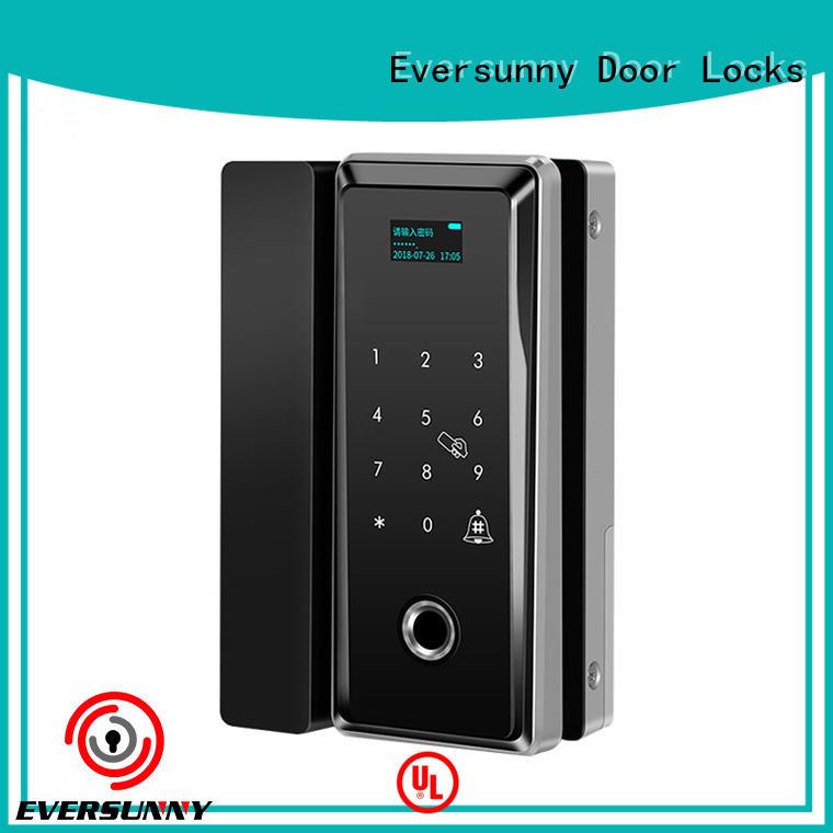 Eversunny intelligent keyless home entry locks pin for villa