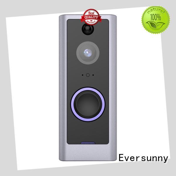 Eversunny smart wireless front door bell hotel smart locks for door