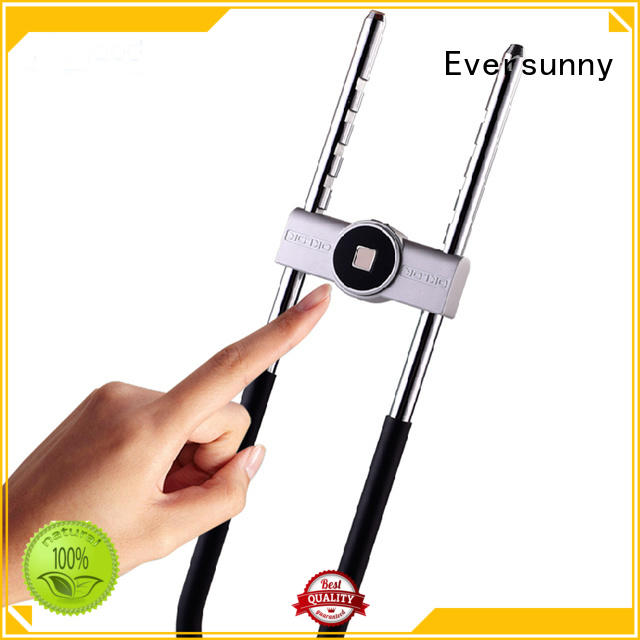 Eversunny connection biometric finger lock interior rooms for home