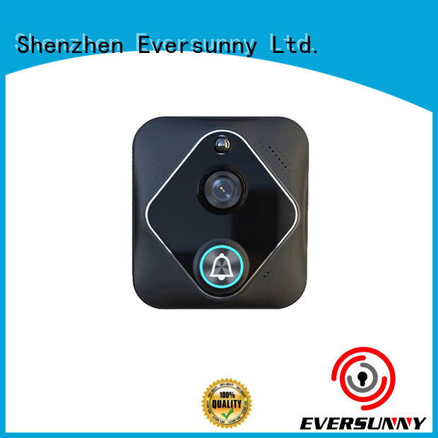 Smart Wireless Video Doorbell HD Security Camera with PIR Motion Detection VD12
