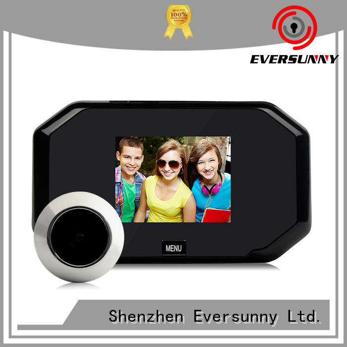 Eversunny clearly front door eye viewer energy-saving for house