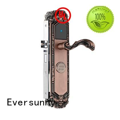 Eversunny fast swipe card entry system electromagnetic for hotel