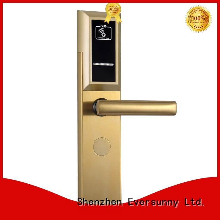 High Security Deadbolt door lock Keyless Rfid Electronic Entry Hotel KB811