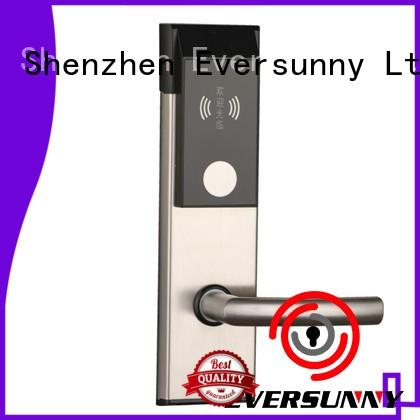 reliable hotel card lock stainless steel for home