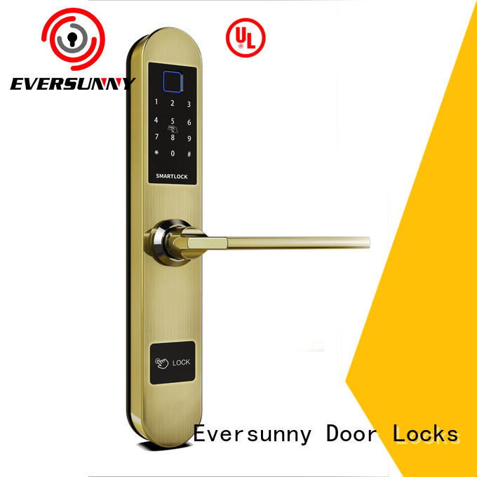 Eversunny reliable gate locks and handles wifi for apartment