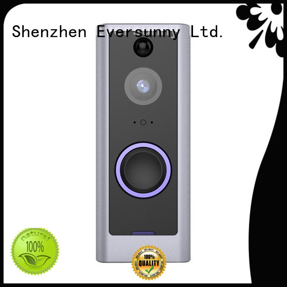 Eversunny reliable wireless smart doorbell energy-saving for home