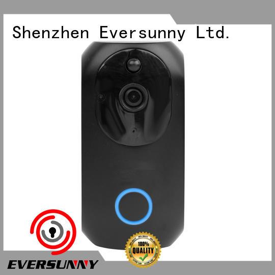 smart wireless security doorbell international standard for home