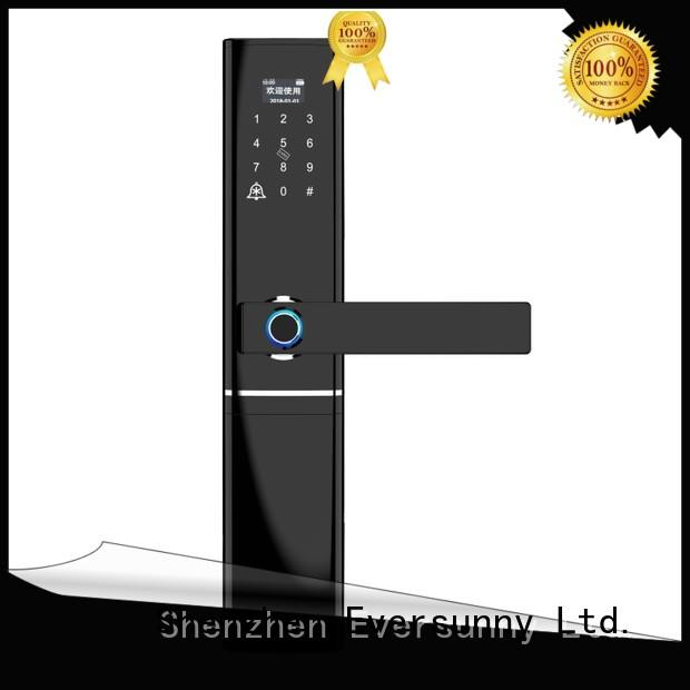 reliable keyless deadbolt digital factory price for apartment