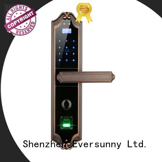 Eversunny reliable security door locks supplier for apartment