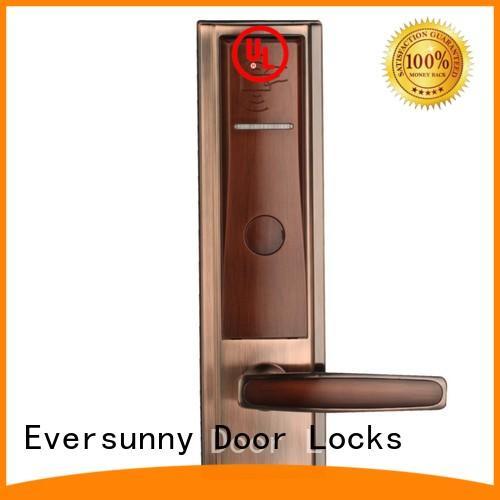 Eversunny Electronic keycard lock energy-saving for hotel