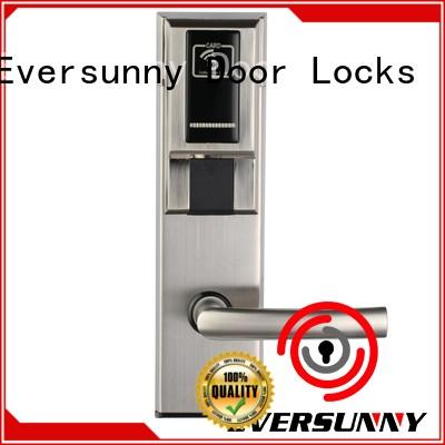 practical key card door lock for hotels energy-saving apartment
