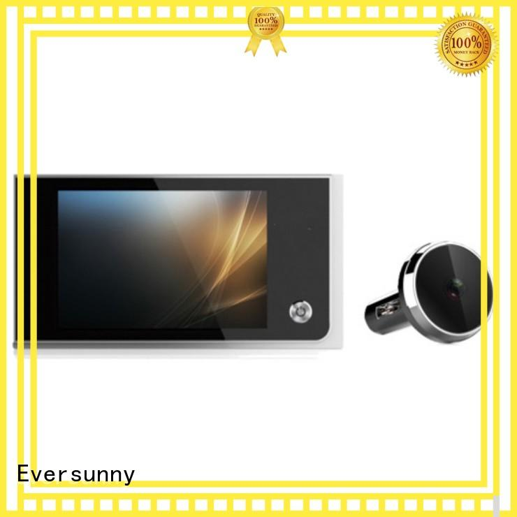 30 peephole front door hidden camera camera for house Eversunny