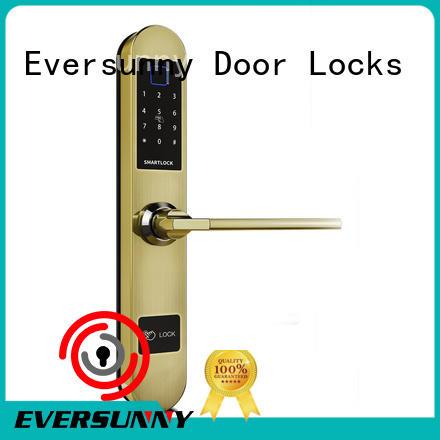 Eversunny reliable home lock fingerprint front door for office