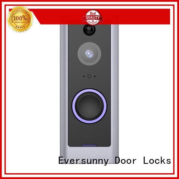 fast ring wireless doorbell hotel smart locks for apartment