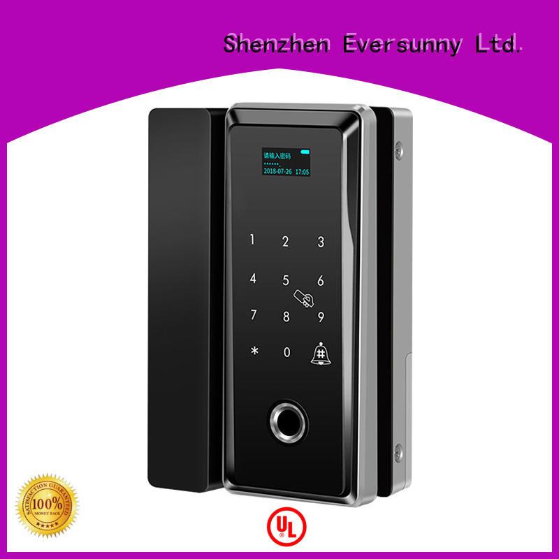 function biometric door lock good quality villa