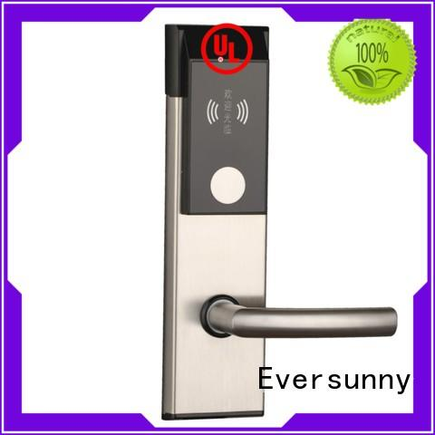 apartment rfid card door lock electromagnetic home Eversunny