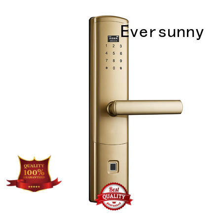 Eversunny keyless deadbolt lock supplier for residence