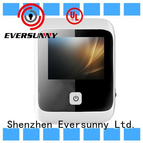 Eversunny intelligent front door viewer energy-saving for house