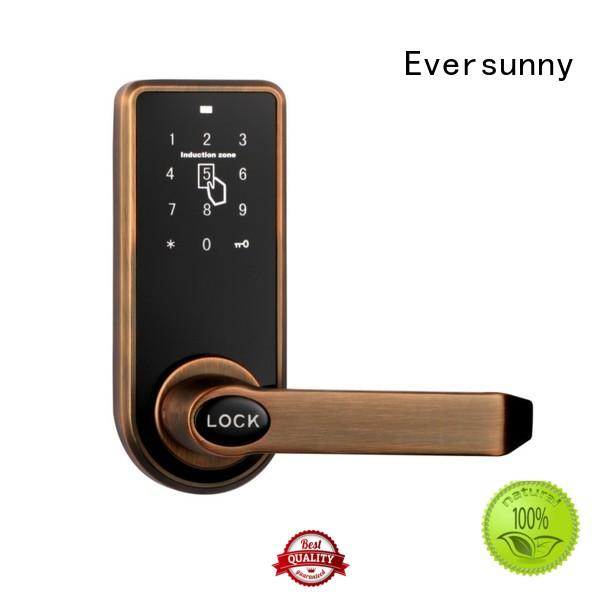 Eversunny access security lock smart for hotel