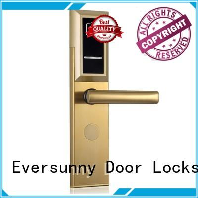 Eversunny door hotel key card encoder energy-saving for hotel
