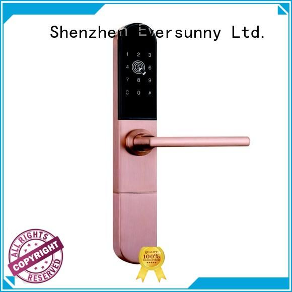 door key code gate lock energy-saving for office Eversunny