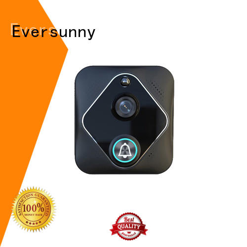 Electronic ring wifi smart video doorbell energy-saving for apartment
