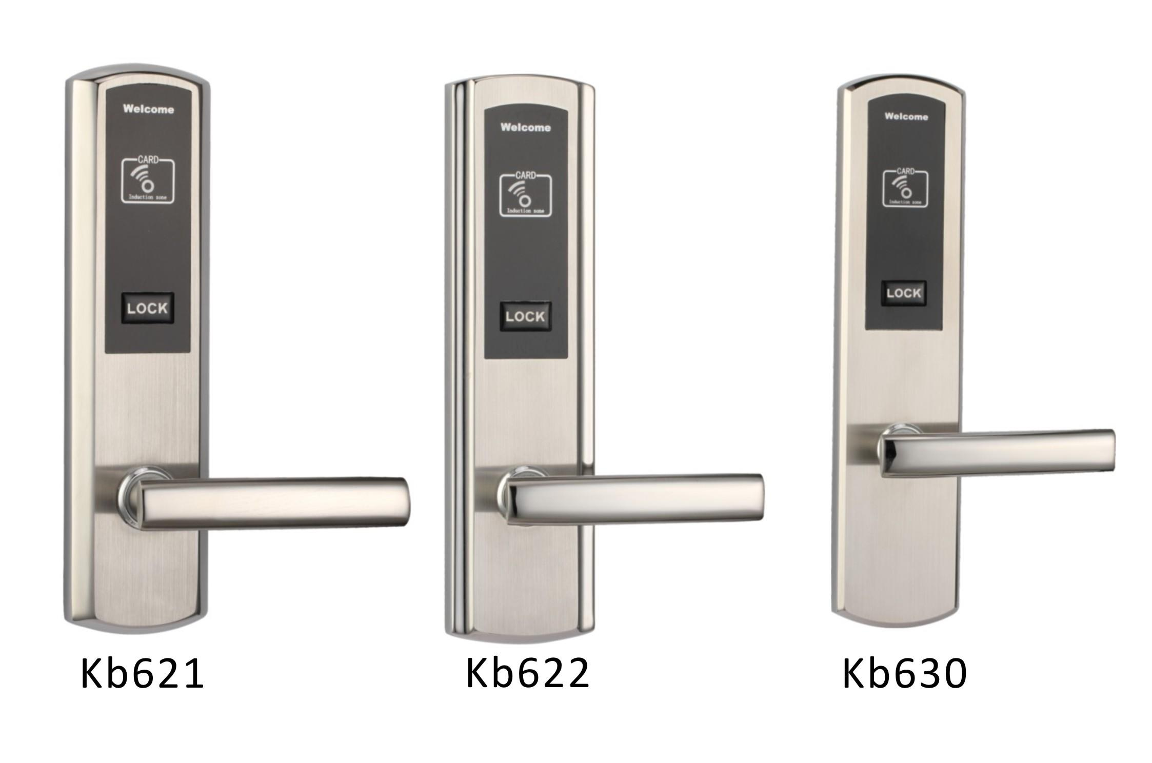 Eversunny reliable card entry door locks with central management control system for door-1