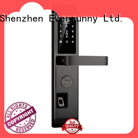 Eversunny reliable fingerprint lock system for apartment