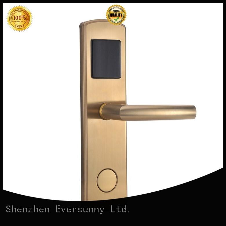 Eversunny fast magnetic key card electromagnetic for apartment