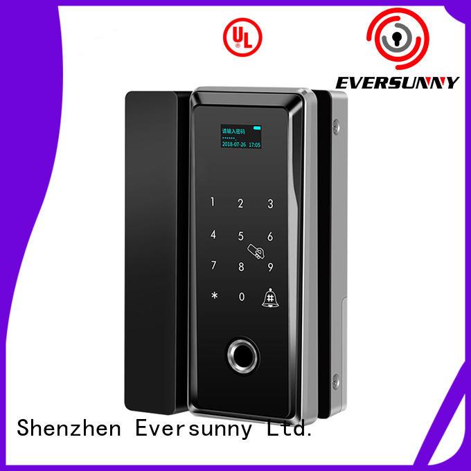 Eversunny fingerprint lock system good quality for villa