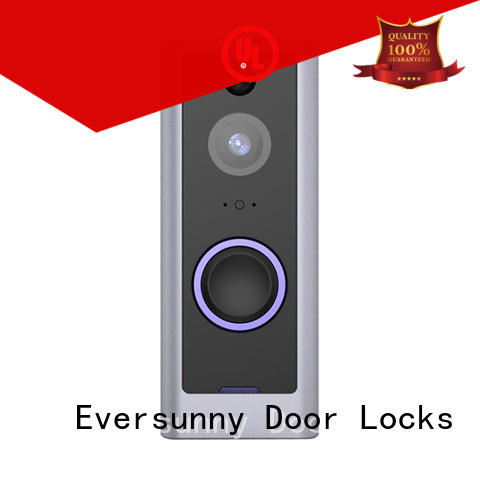 Eversunny door wireless smart doorbell hotel smart locks for apartment