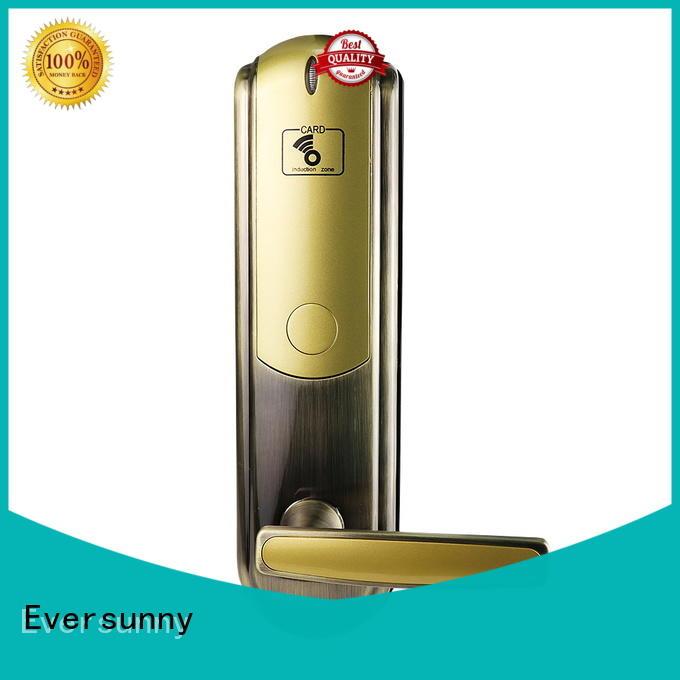 Eversunny safe keycard lock energy-saving for door